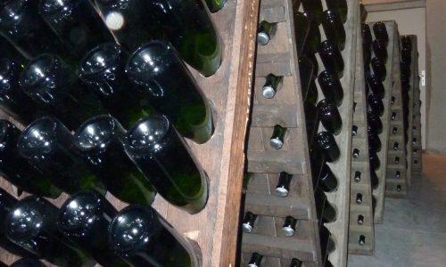 Notre pupitre à champagnes